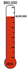 graphic of thermometer